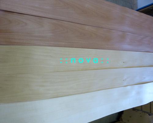 chapa de madera de guatambú - lamina para enchapar