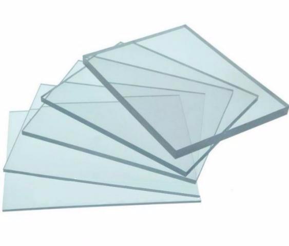 Chapa de policarbonato compacto cristal 2mts x 1mt x 2mm - Cristal policarbonato ...