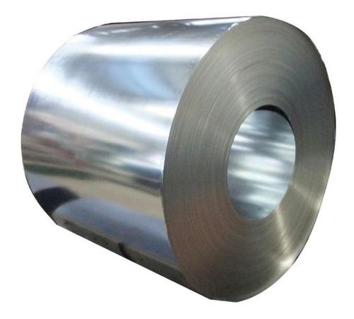 chapa folha de alumínio 60cm x 10 mts para calha/rufo
