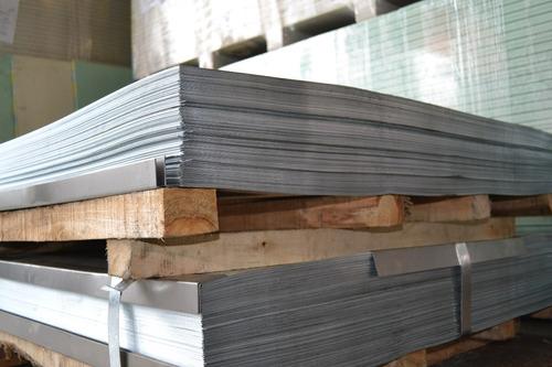 chapa galvanizada lisa c27 (0,40 mm) 1,22 x 2,44 mts oferta