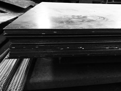 chapa lisa laf #18 *** 1,25 mm. *** paño de 1,22 x 2,44 mts. hierros agüero