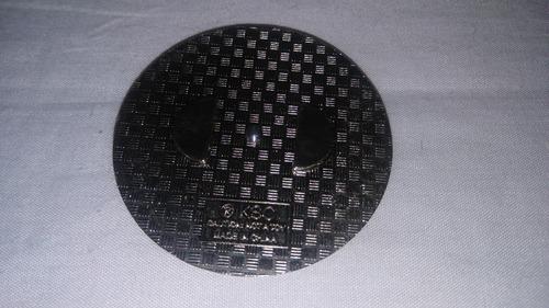chapa metal con imán transbordado de la nasa rota 360 g