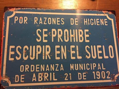 chapa no esmaltada topo antigua barbacoa boliche 30 x 20