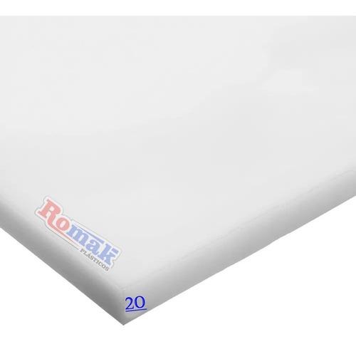 chapa nylon 20mm natural tecnil tecamid-30x30cm