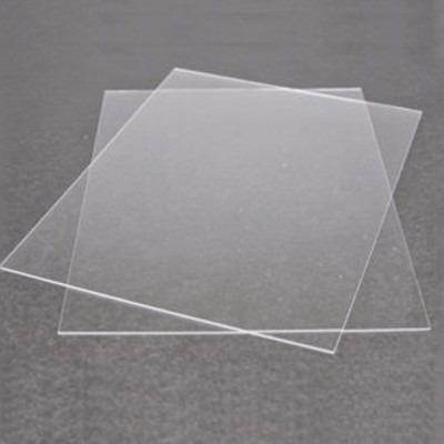 chapa ou placa de acrílico 100% sob medida personalizado