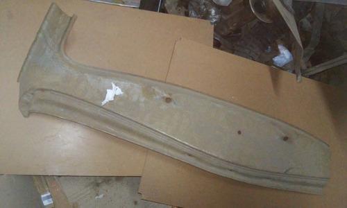 chapa pivo limpador parabrisa fusca 1200 1300 atigo entre capo dianteiro e painel original vw travessa lata ponta cortad