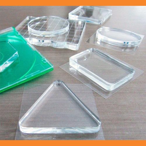 chapa placa de acrílico transparente 50 cm x 50 cm x 3mm