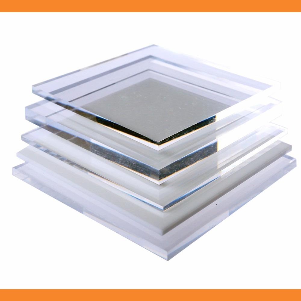 chapa placa de acr lico transparente 50 cm x 50 cm x 4mm r 51 90 em mercado livre. Black Bedroom Furniture Sets. Home Design Ideas