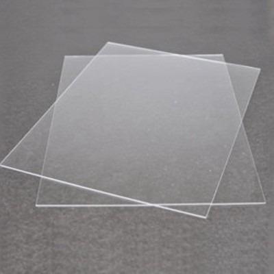 Chapa placa folha de acrilico transparente 1 linha 60x60 - Vidrio plastico transparente precio ...