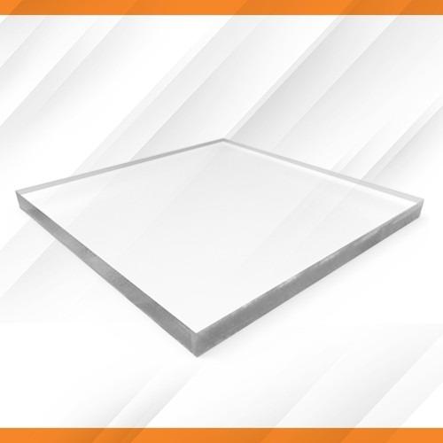 Chapa placa policarbonato transparente 50 cm x 50 cm x 2mm - Placa policarbonato transparente ...