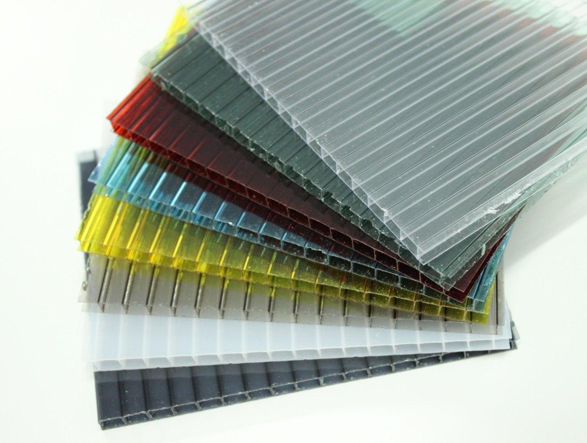 Chapa policarbonato alveolar bronze 4mmx2100x6000mm r - Placa de policarbonato precio ...