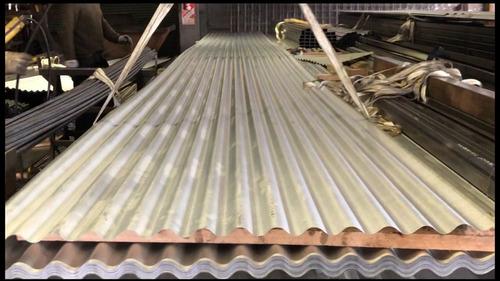 chapa techo acanalada cincalum c25 - hierros agüero