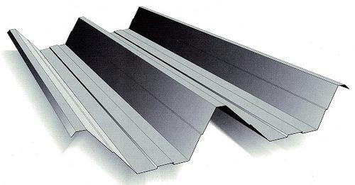 chapa zinc galvanizada/aluminizada autoportante (armco)