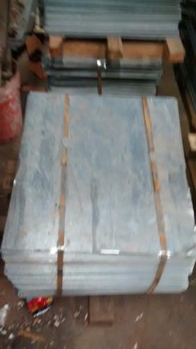 chapas galvanizadas 0.5mm