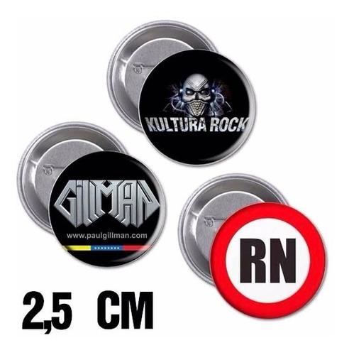 chapas - gillman, kultura rock y rn