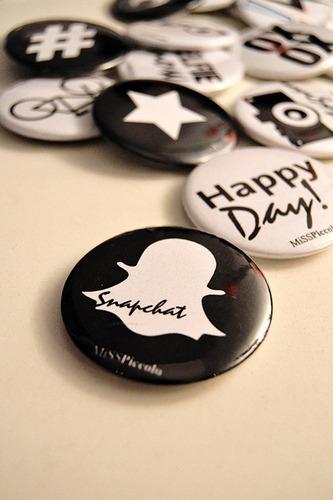 chapas para eventos happy day!