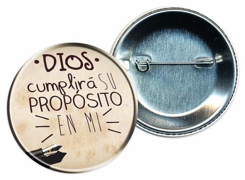 chapas personalizadas con frases cristianas