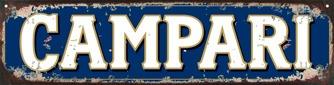 chapas publicidad antigua retro logo campari apai 009