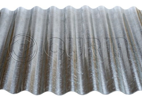 chapas techo galvanizadas acanalada c-25. ternium oferta