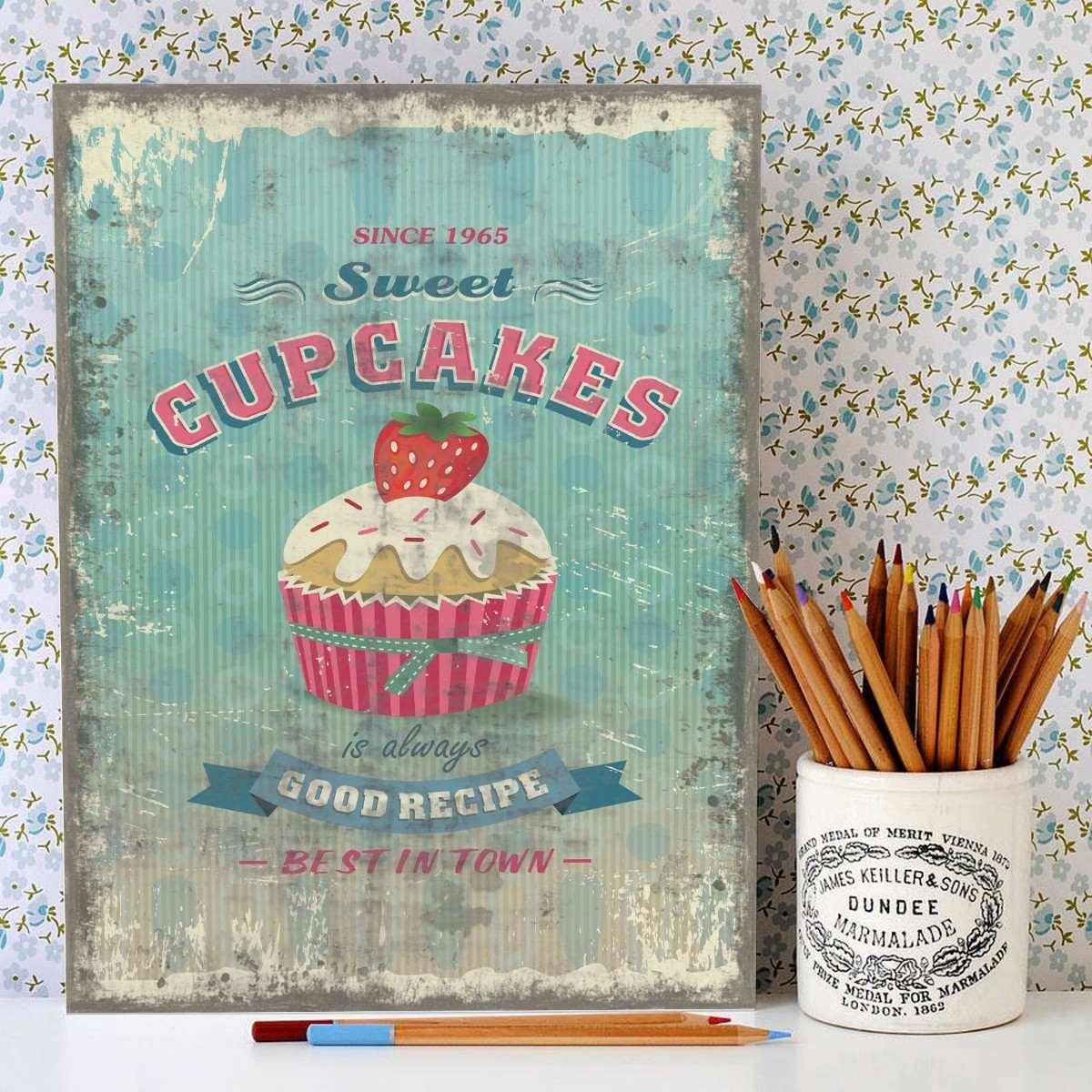Cuadros Retro Vintage. Affordable Tienda Online De Cuadros With ...