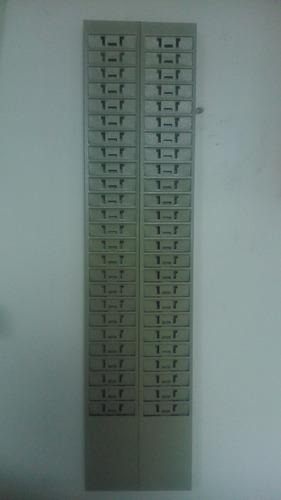 chapeira porta cartões 50 lugares