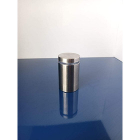 Chapeton Sujetador Soporte De Cristales 25x40mm. 20 Piezas