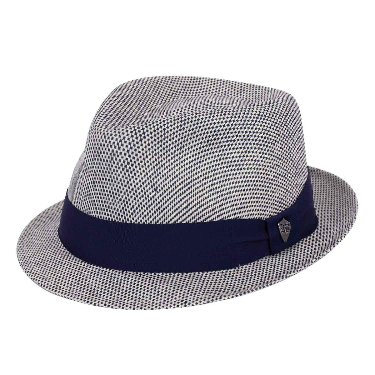 a5ba07c433407 chapéu aba curta cotton algodão azul mesclado todos tamanhos. Carregando  zoom.