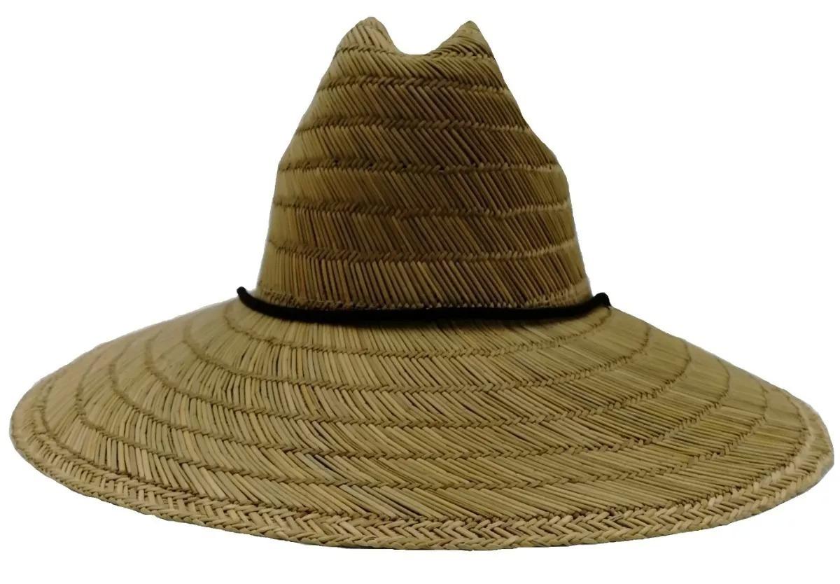 3fc07fe686f86 chapéu aba larga praia surf de palha masculino sol quente. Carregando zoom.