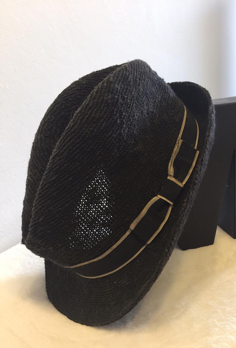98f08447d4b7c chapéu accessorize preto. Carregando zoom.
