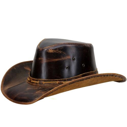 07c4095999a2a chapéu alta couro masculino peao qualidade sertao cowboy. Carregando zoom.