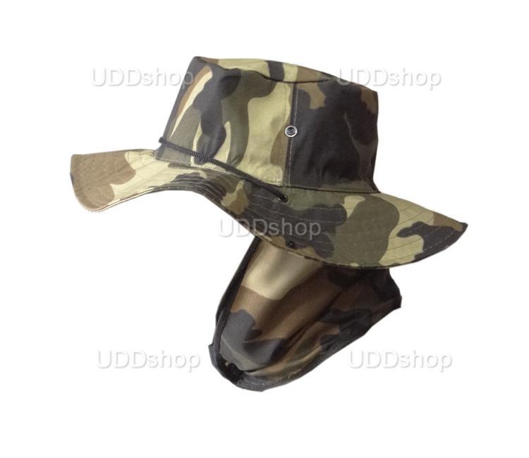 Chapéu Australiano C  Protetor De Nuca P  Pescador   Mateiro - R  35 ... fb4f14f40cf