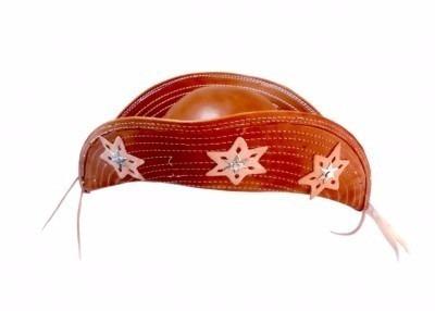 chapéu baiano lampião couro cangaceiro luiz gonzaga