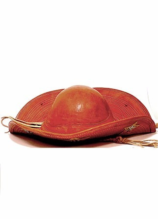 chapéu baiano lampião luiz gonzaga couro cangaceiro
