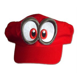 Chapéu Boina Touca Cosplay Odissey - Mario Odyssey Nintendo