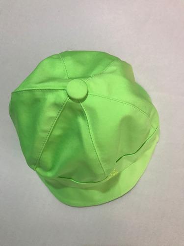 chapéu boné infantil bebe com proteção solar tecido mágico