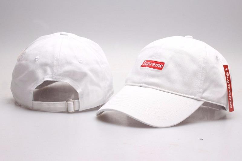 chapéu boné supreme aba curva branco - pronta entrega. Carregando zoom. 64abbbfab5a