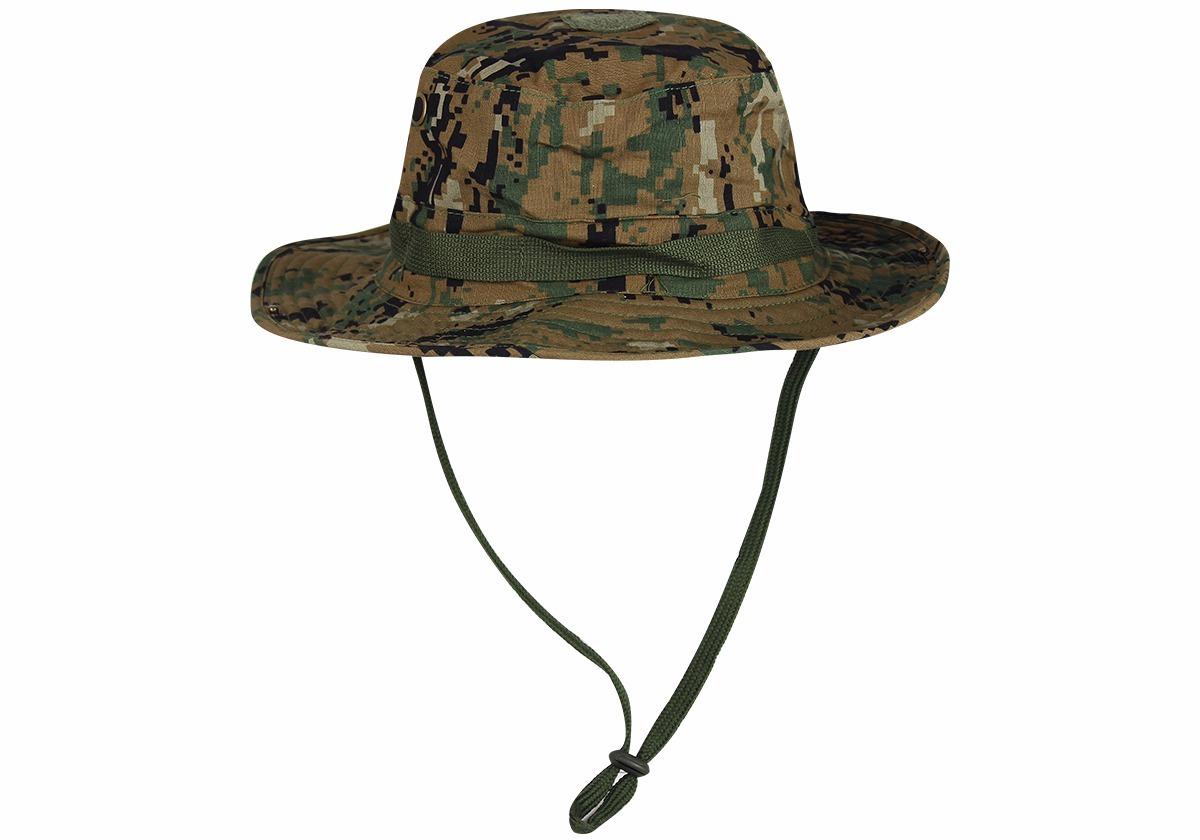 chapéu boonie qgk camuflado digital woodland. Carregando zoom. 5e3d44be6d6
