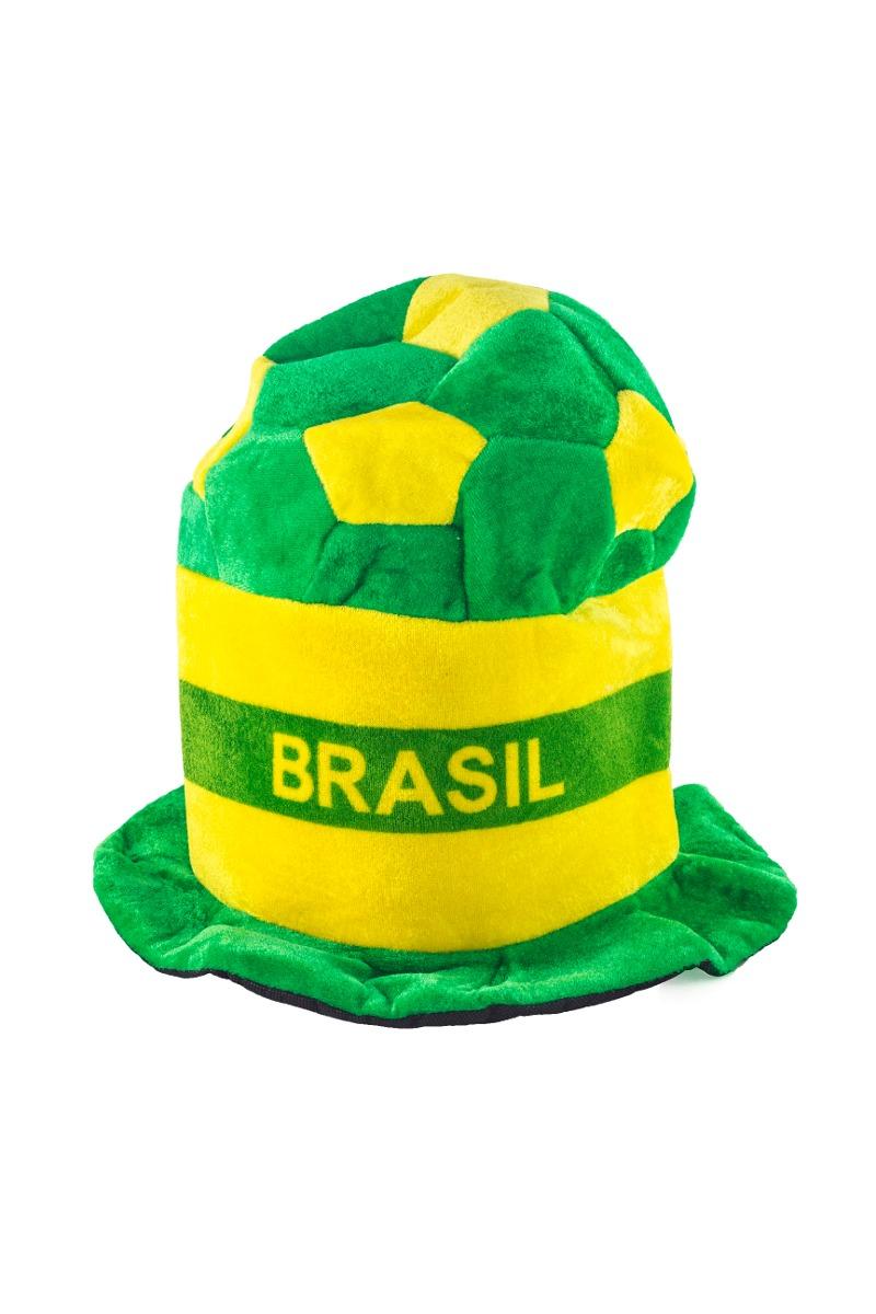 chapéu brasil copa cartola bola. Carregando zoom. 4a2861f6f9a