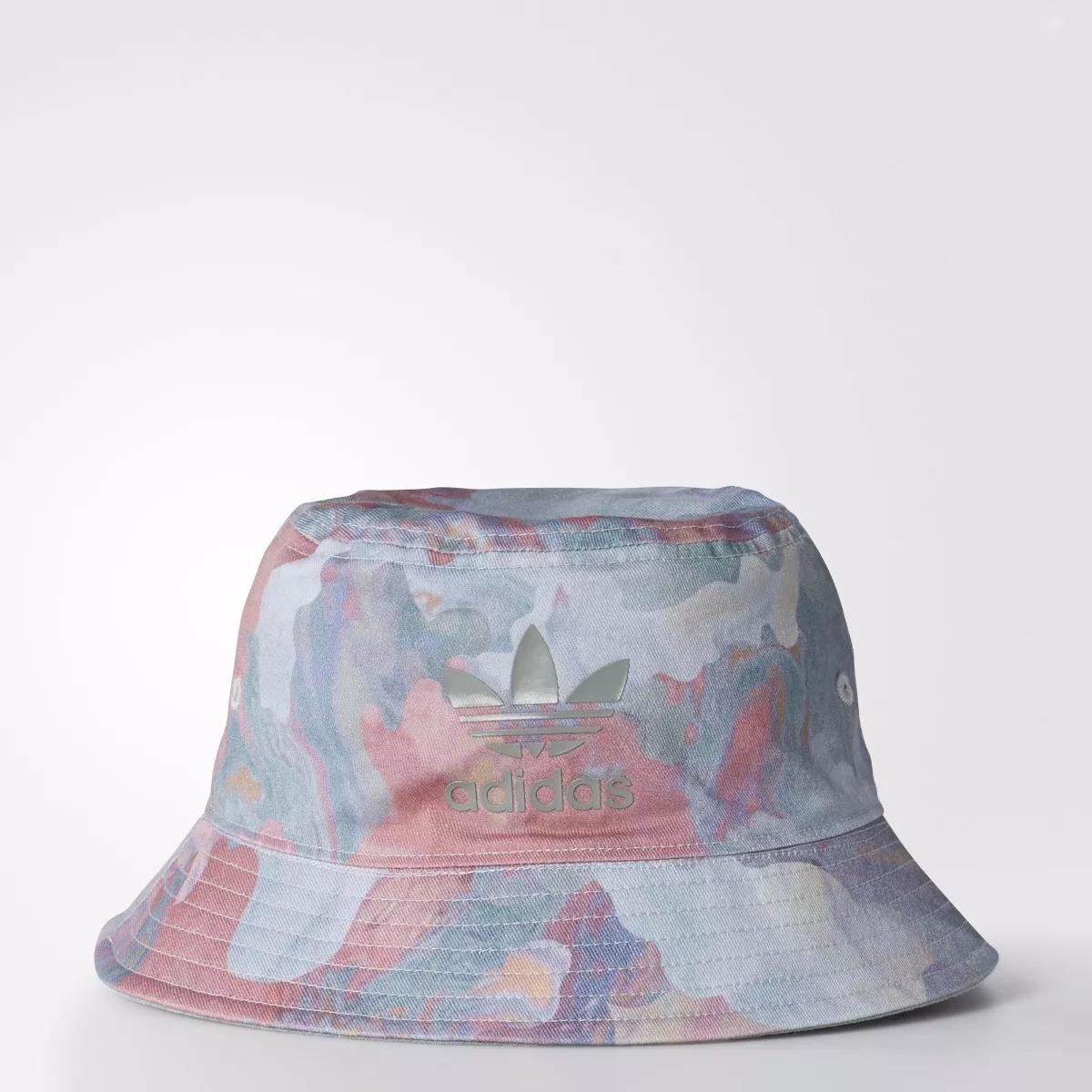 c79ba6dc1 chapéu bucket adidas dupla face pastel camo. Carregando zoom.