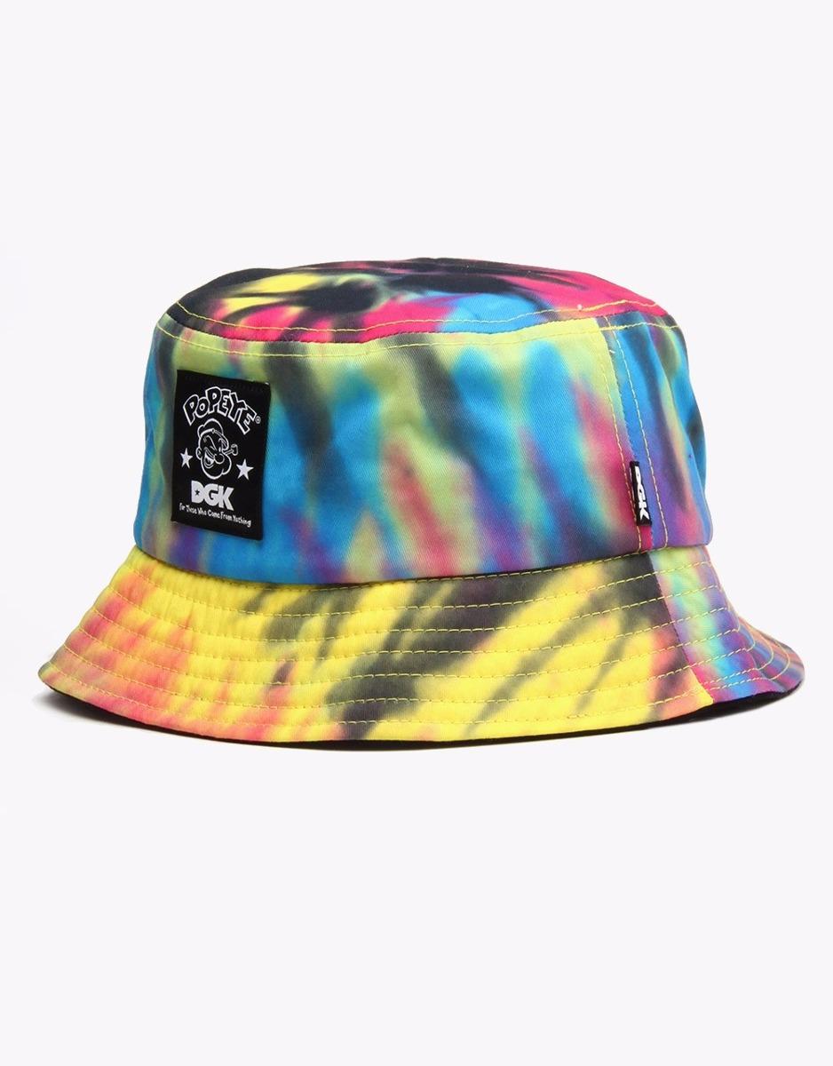 7d996a1286ff4 chapeu bucket hat dgk popeye tie dye original pronta entrega. Carregando  zoom.