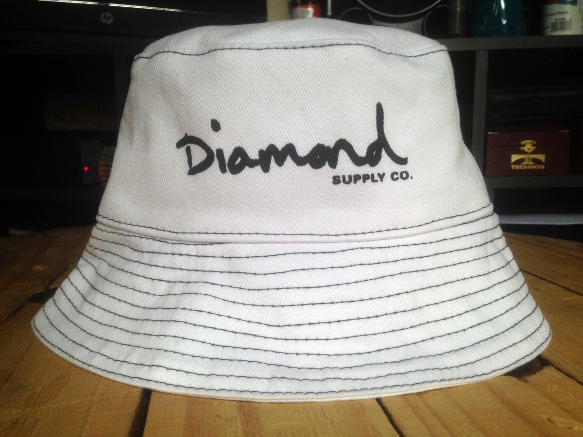chapéu bucket hat diamond supply. Carregando zoom. caaafdcb869