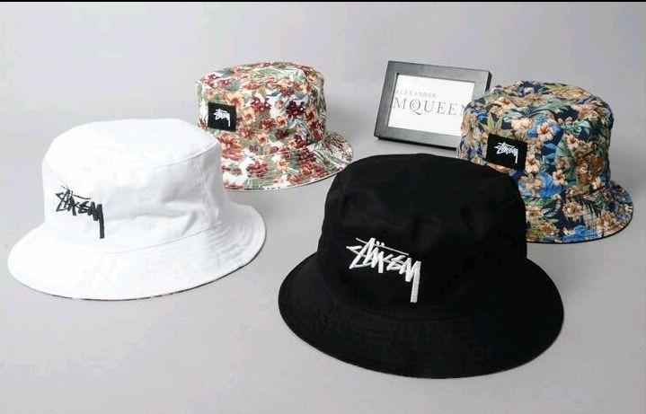 Chapéu Bucket Hat Stussy Cata Ovo Chorão Dupla Face Skate - R  72 48097855ba5