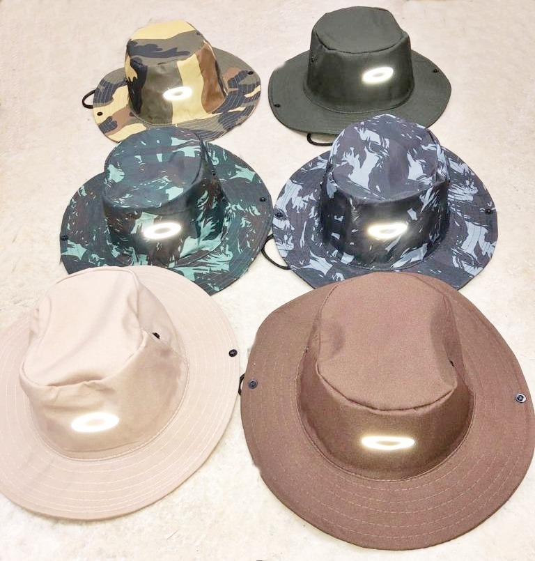 chapeu bucket hat unissex moda oakley pronta entrega promoca. Carregando  zoom. 181c1e80d71