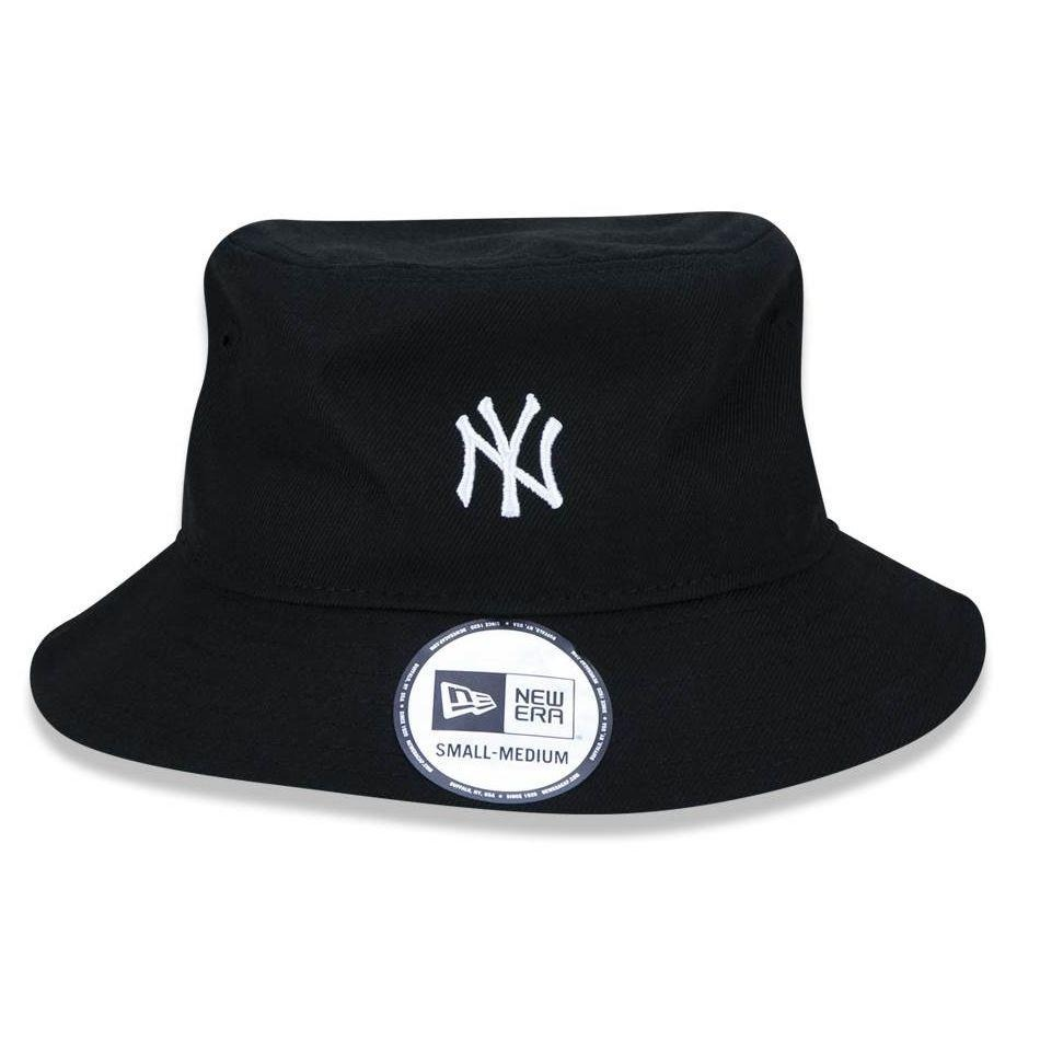 34ed7b2f98a06 Chapéu Bucket New York Yankees Mlb Ny P m - New Era - R  165