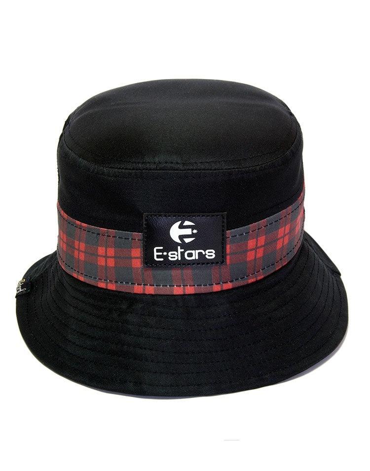 Chapéu Bucket Preto E Xadrez - R  106 270fc793a8c