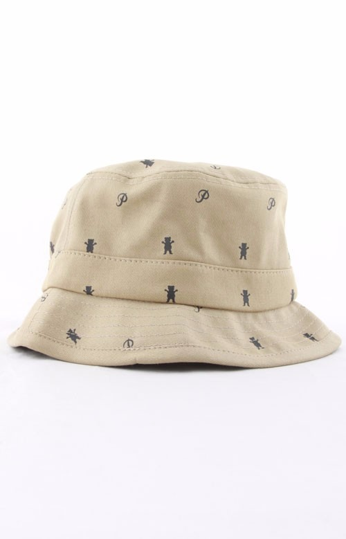 4e3f27afab892 Chapeu Bucket Primitive Colab Grizzly Suply Co Original - R  218