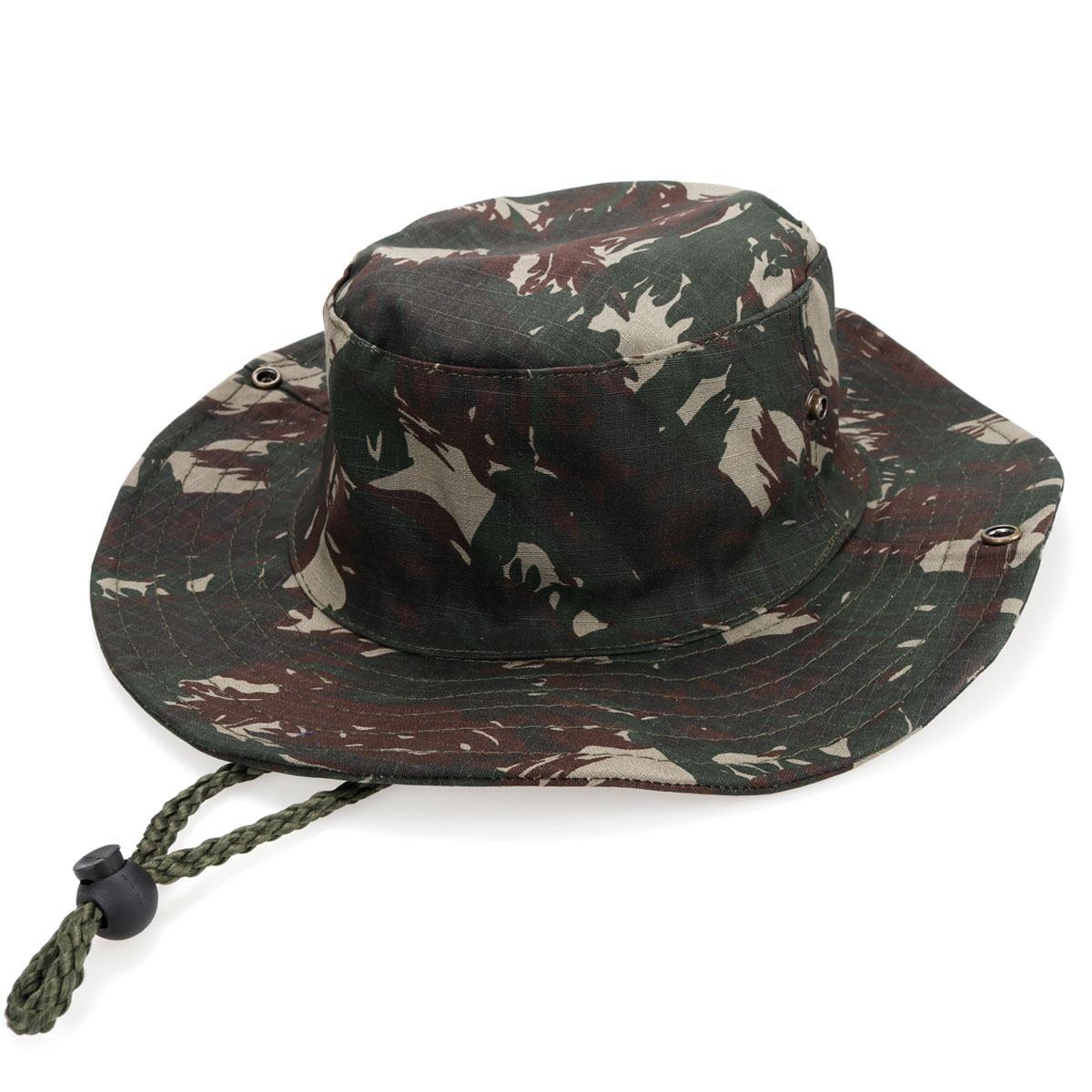 chapéu camuflado selva padrão eb. Carregando zoom. 74a2a77fd09