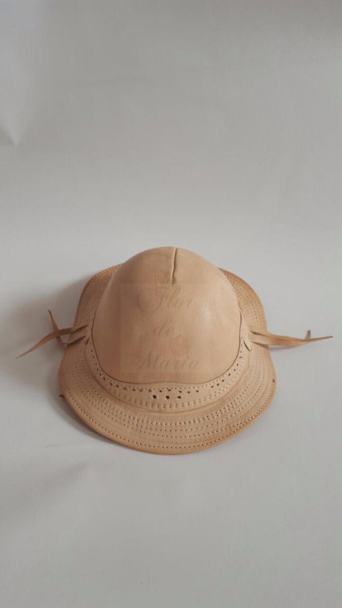 chapéu cangaceiro couro luiz gonzaga dominguinho cru umbanda. Carregando  zoom. 3ccb6e30d63