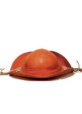chapéu cangaceiro couro luiz gonzaga  dominguinhos médio
