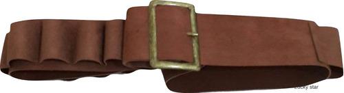 chapéu cangaceiro lampião (eva) cartucheira  cosplay kit